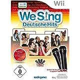 We Sing - Deutsche Hits inkl. 2 Mikrofone