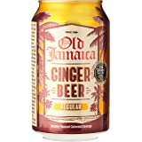 Old Jamaica Ginger Beer Soft Drinks 330ml (Case of 24) - Without Price Mark