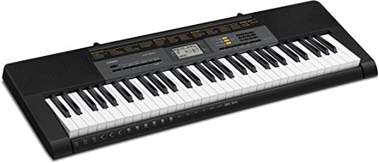 Casio CTK-2500 61-Keys Piano (Black)
