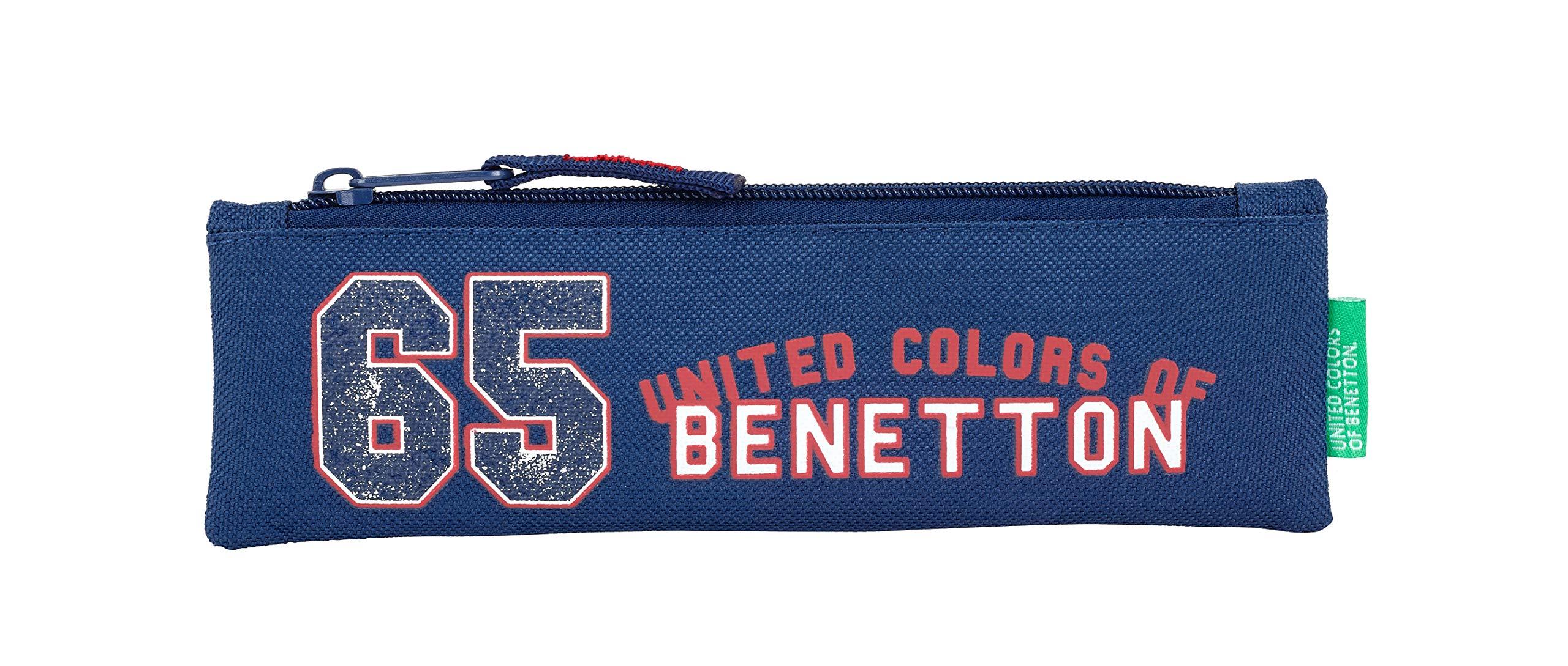 Benetton UCB Boy Oficial Estuche Escolar 200x60mm