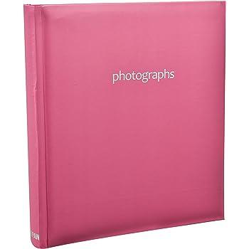 6x4 or 7x5 Hampton Frames KRAFTLINE Photo Album
