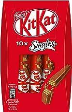 Nestlé Kitkat Singles Multipack, 10er Pack (10 x 15,2 g)