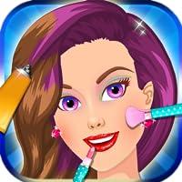 Make Up Spa Salon - Make-up Schmink Spiele für Mädchen