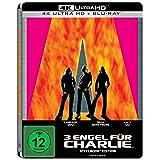 3 Engel für Charlie - Steelbook (+ Blu-ray) [4K Blu-ray]