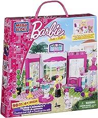 Mega Bloks 80224 - Barbie - Build 'n Play Pet Shop