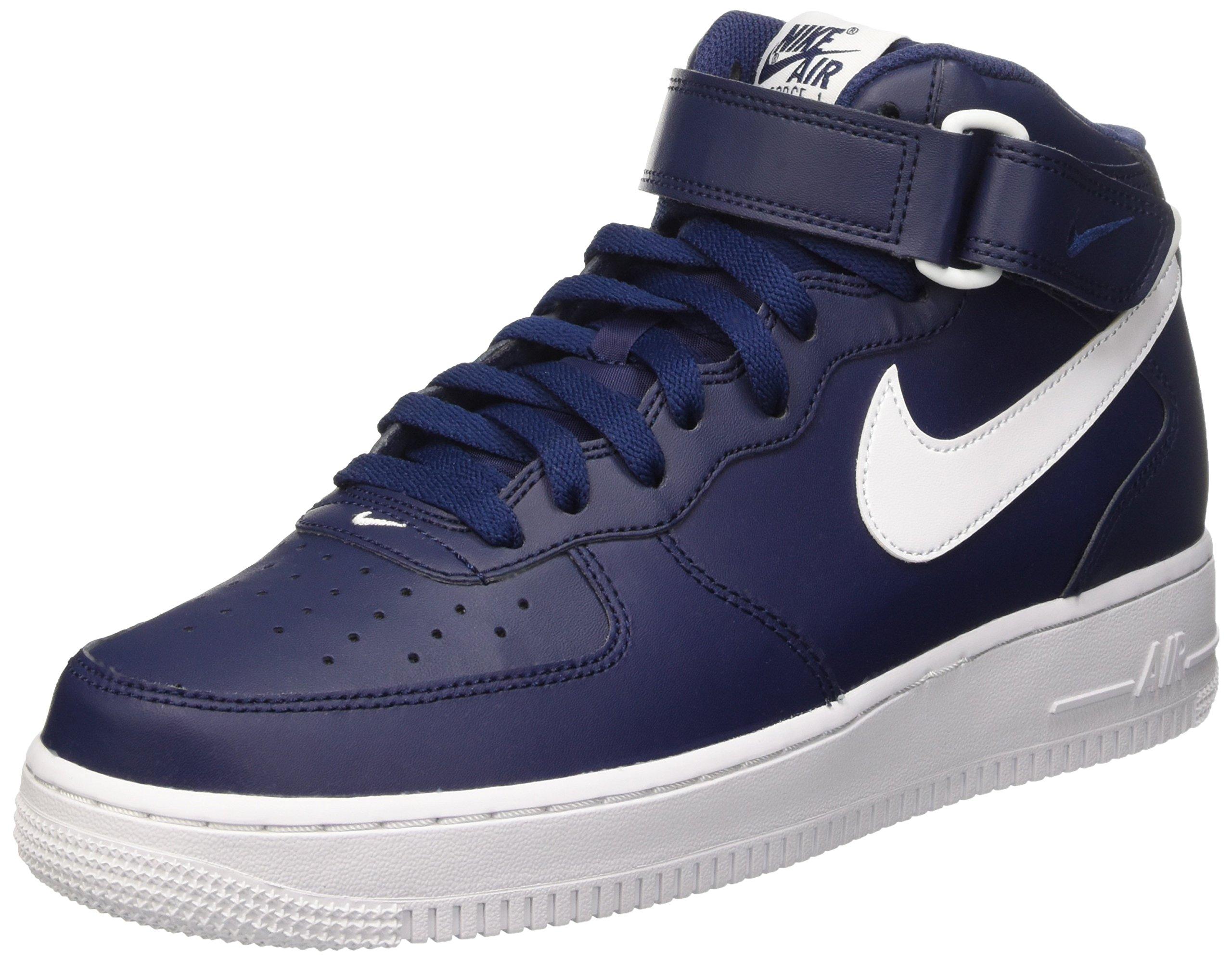 Nike Air Force 1 Mid '07 Zapatillas de Baloncesto, Hombre