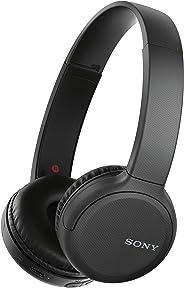 Sony WHCH510B Kulaküstü BT Kulaklık, Siyah