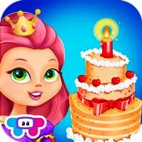 Prinzessin Geburtstagsparty - Königlicher Traumpalast