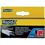 Rapid 11859625 nietjes 53/10 mm zilver
