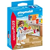 Playmobil Vendeur de sorbets Multicolor 70251