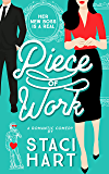 Piece of Work: An Enemies to Lovers Office Romance (Red Lipstick Coalition Book 1) (English Edition)