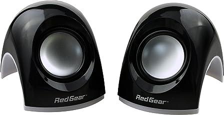 Redgear Mini 2.0 Channel USB Speakers (Black)