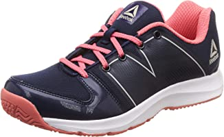 Reebok Women's Cool Traction Xtreme Lp Navy Running Shoes-5 UK (38 EU) (DV7866)