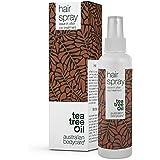 Australian Bodycare Hair spray 150 ml | Förebyggande Tea Tree Oil spray efter behandling av huvudlöss - 100% Vegan | I över 3