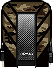 ADATA HD710M Pro 2.5-inch 2TB Durable Military-Grade Shockproof External Hard Drive