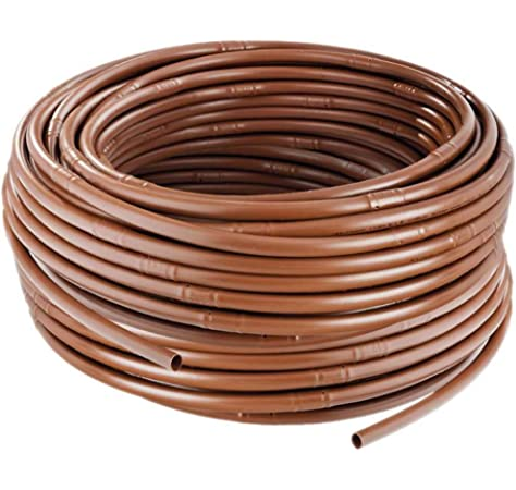 Brown 16/mm x 25/m S/&M S/&M 544811/ /Drip Pipe