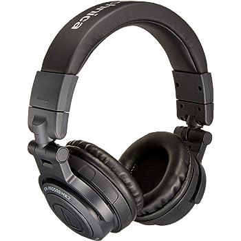 Audio-Technica ATH-PRO500MK2BK DJ Monitor Headphones (Black)