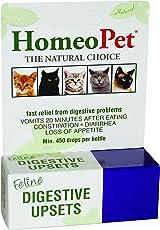 HomeoPet - Verdauungsförderndes Umkippen-katzenartige flüssige Tropfen - 15 ml.