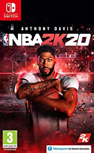 NBA Basketball 2K20 - Nintendo Switch (Nintendo Switch)