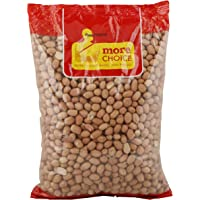 More Choice Dry Fruits - Raw Peanut, 1Kg