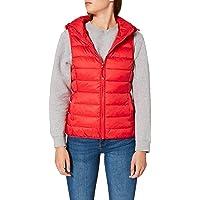 ONLY Women's Onlnewtahoe Hood Waistcoat OTW Noos Quilted Vest