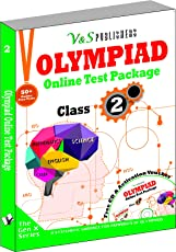 Oympiad Online Test Package Class 2 (Free CD with Activation Voucher): 50 Model Tests, Instant Results, 24X7 Online Support, Performance Analysis