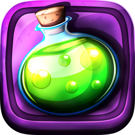 Witchy World - El mágico juego de puzzle