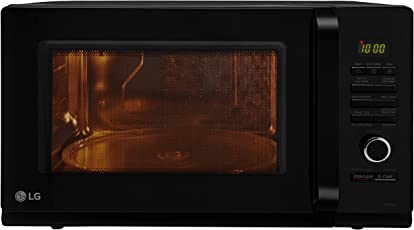 LG 32 L Convection Microwave Oven (MC3286BLT, Black)