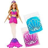 Barbie - Dreamtopia Bambola Sirena con Slime, Multicolore, 3+ Anni, GKT75
