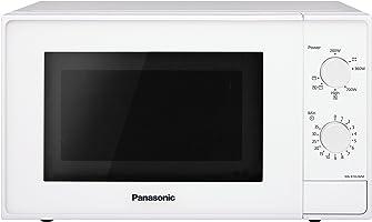 Panasonic NN-K10JWMEPG Forno a Microonde, 800 W, 20 Litri, 46 Decibel, Bianco