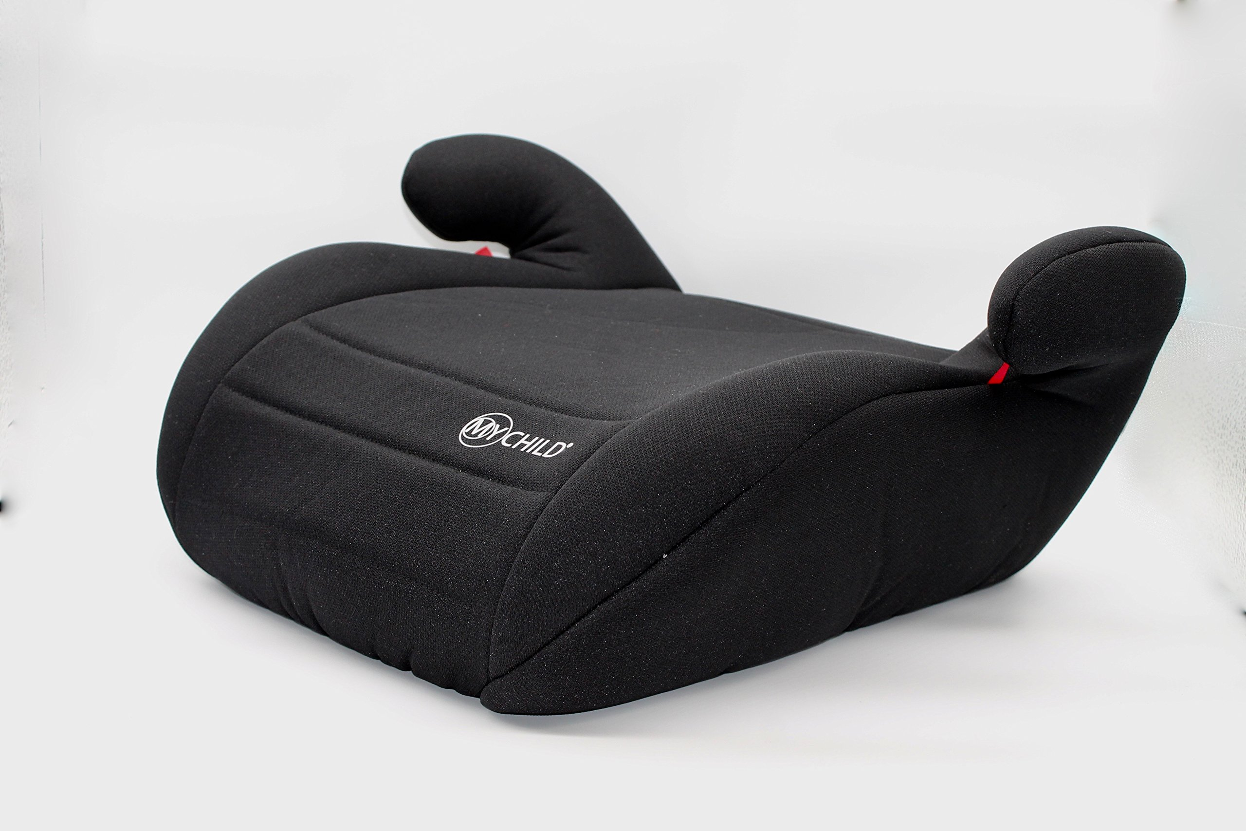 My Child Group 3 Button Booster Seat (Solid Black) My Child  1