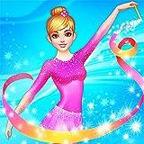 Turnen - Ankleidespiel für Mädchen