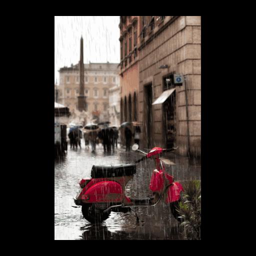 Rain App GDX