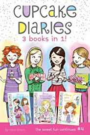 Cupcake Diaries 3 Books in 1! #4: Mia's Boiling Point; Emma, Smile and Say