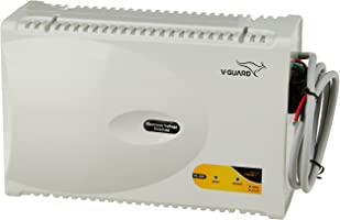V-Guard VG 400 Voltage Stabilizer (Grey)(100% Aluminium Windings)