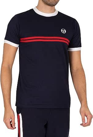 Sergio Tacchini Men's Supermac T-Shirt, Blue