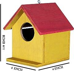 PAXI DAYA Bird House Nest Box