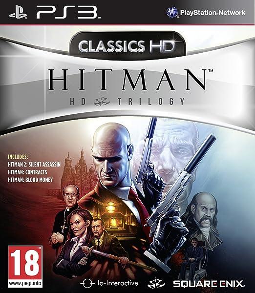 تحميل لعبة الاغتيالات Hitman Trilogy
