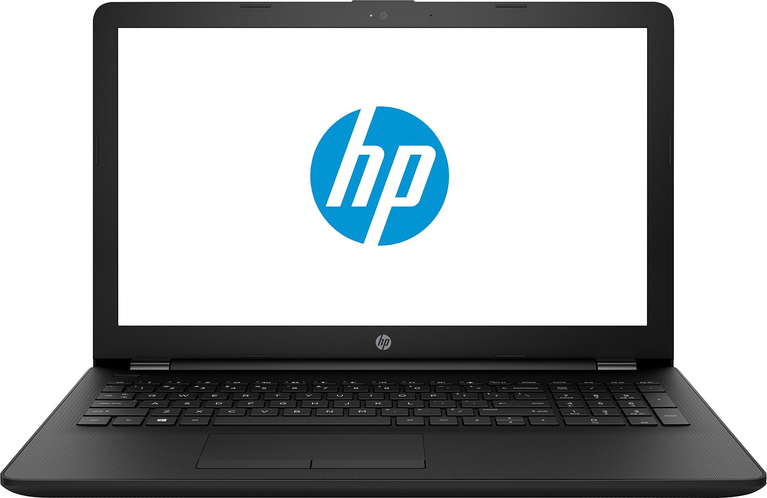 HP Notebook – Ordenador portátil de 15.6″, Negro Azabache – Teclado QWERTY Español