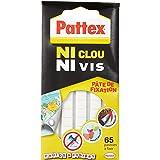 PATTEX Pâte de fixation 65 pièces