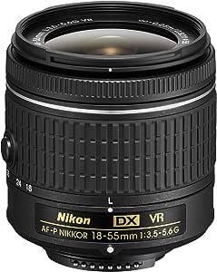 Nikon Af P Dx Nikkor 18 55mm F Camera Photo