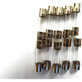 20/mm Quick Blow Schnell F500mA L 250/V x5pcs Sicherung 500/mA 273.