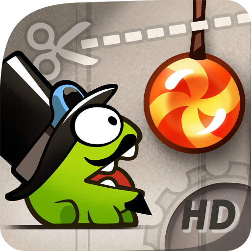 Om Nom auf Zeitreise – Cut the Rope: Time Travel kostenlos bei Amazon