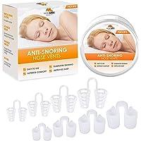 Dilatatore Nasale Antirussamento – Retrattore Del Naso in silicone – Dispositivi medici per dormire bene - Rimedi per…