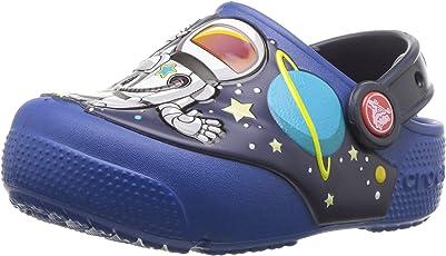 crocs Unisex FL Spaceexp Lights CLG K Clogs