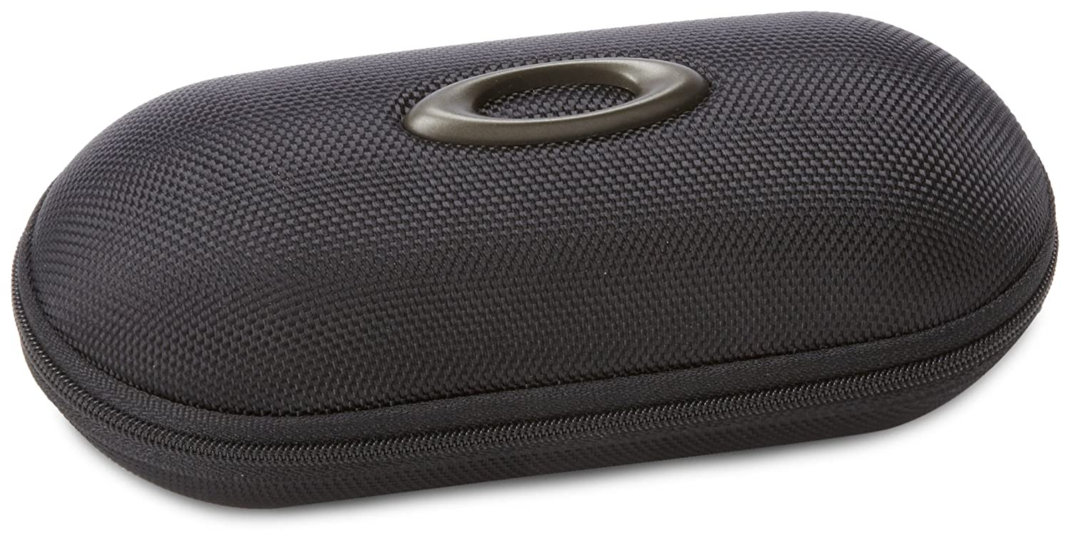 oakley eyeglass case  oakley large soft vault wrap sunglasses, black: amazon.co.uk: sports & outdoors