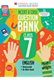 Oswaal NCERT & CBSE Question Bank Class 7 English Book (For March 2021 Exam)