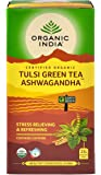 Organic India - Tulsi Green Tea Ashwagandha 25 Tea Bag