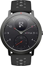 Withings Steel Hr Sport is A Hybrid Smartwatch M