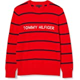 Tommy Hilfiger Hilfiger Stripe Sweater Suéter para Niños